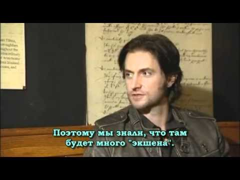 Richard Armitage's Interview. september 2007. russian subtitles