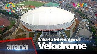 Download Lagu Terbaik di Asia, Ini Bentuk Akhir Velodrome Jakarta Gratis STAFABAND