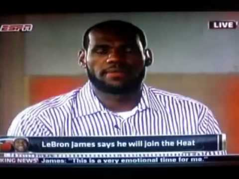 Lebron James reacts to burning jersey