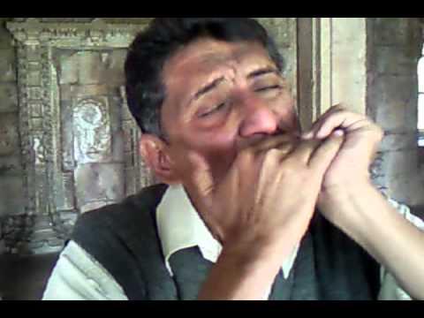 Ye  zindagi usi ki hai   ( part  1 :  Happy ) -  on Harmonica...