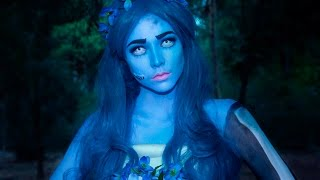 Corpse Bride - Emily make up