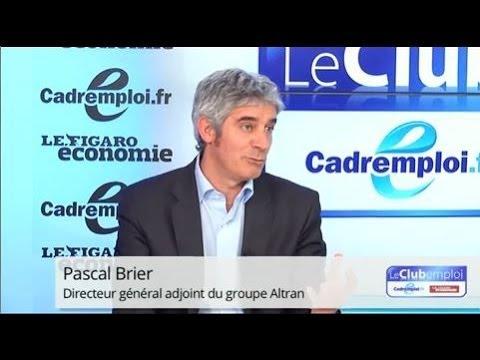 Pascal Brier (Altran) :