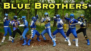 The Blue Brothers (A Power Rangers Cosplay Film)