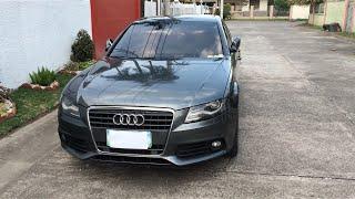 2011 Audi A4 1.8T - Exterior & Interior