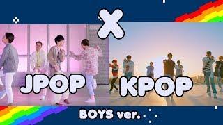 Download Lagu KPOP VS JPOP Boys ver. | What's your favorite? Gratis STAFABAND