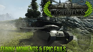 World of Tanks - Funny Moments & Epic Fails - Episode 1 [HD]