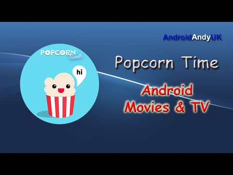 Popcorn Time for Android