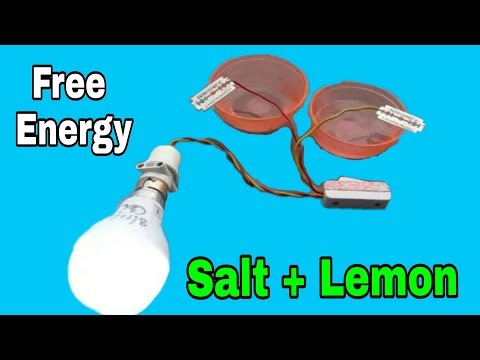 Free energy Experiment using blades Very easy - 100% real thumbnail