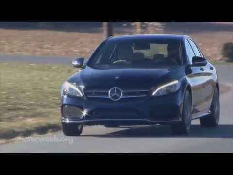 MotorWeek| Road Test: 2015 Mercedes-Benz C-Class