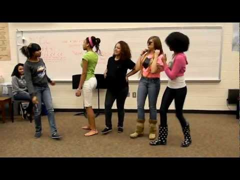 Ratchet Girl Anthem - SCHS Girls