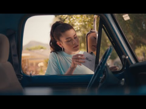 Dylan Conrique - Baby Blue (Official Music Video)