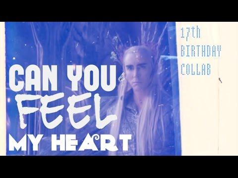 Can you feel my heart? [17ᴛʜ ʙ-ᴅᴀʏ ᴄᴏʟʟᴀʙ]
