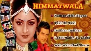 Himmatwala - Himmatwala Juke Box - Full Songs - Jitendra & Sridevi