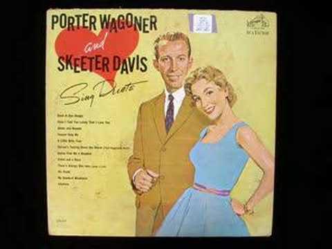 We Could By Porter Wagoner & Skeeter Davis video
