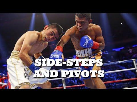 "Roman ""Chocolatito"" Gonzalez: Side-steps and Pivots"