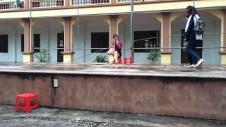 Kịch Tình Yêu Tuổi Học Trò - Lớp 11D1 Thpt Việt Bắc 😍😍
