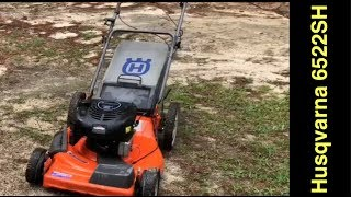 Husqvarna Self Propelled Lawn Mower 6.75 HP (10 year Review)