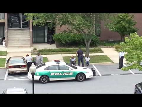 Greenbelt Maryland Police Petty Ass Greenbelt Police pt