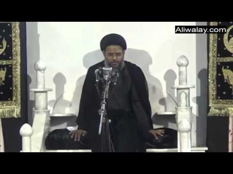 Aayatullah Aqeel Ul Gharavi 29th Zilhajah 1436, 2015