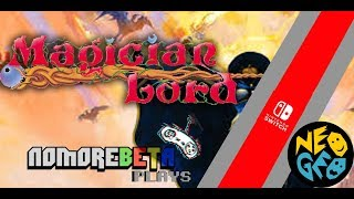 Magicians Lord for Neo-Geo! on Nintendo Switch
