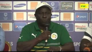 Chan 2015 | Conférence de presse d'avant match Sénégal - Congo