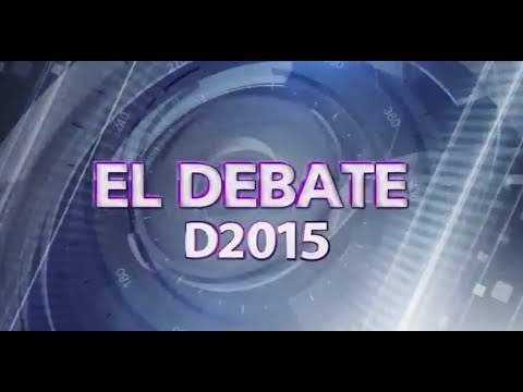Debate 2015 Alcaldia San Pedro Garza Garcia