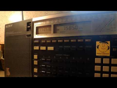 28 05 2016 Radio Latino in English to Eu 1705 on 7585 unknown tx site