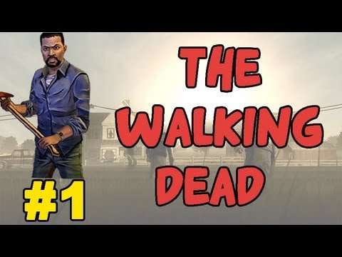 The Walking Dead: Parte 1 - Tá com a perninha machucada, eh??