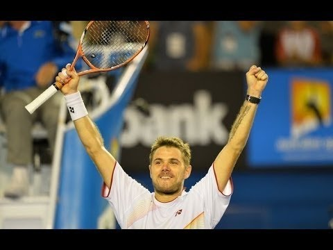 (HQ) Stanislas Wawrinka vs Rafael Nadal Australian Open 2014 FINAL - HIGHLIGHTS