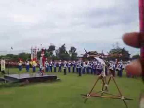 Marching band SDN 41 Plus Banyuasin III Sesi Utama