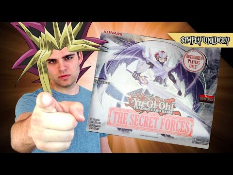 Best Yugioh The Secret Forces 1st Edition Booster Box Opening! ..prepare Yourself.. Oh Baby!! video
