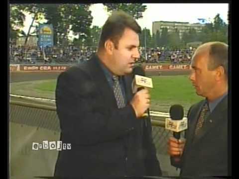 Żużel: Piotr Świst I Czerwona Chorągiewska (2000)