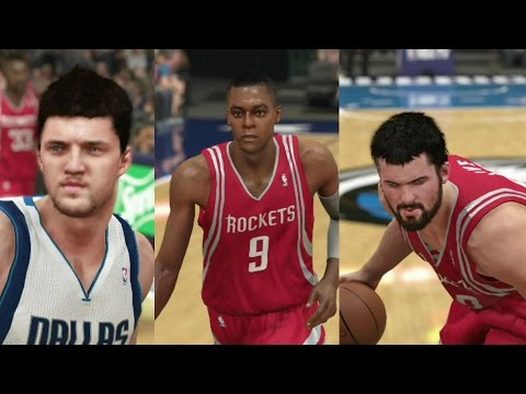 NBA - Chandler Parsons to the Mavericks -  Rondo or Love possibly a Rocket? - NBA 2k15 Preview