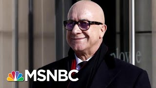 Trial Of Donald Trump Transition Official May Expose New Mike Flynn Details | Rachel Maddow | MSNBC