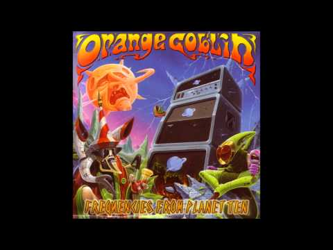 Orange Goblin - Sarumans Wish