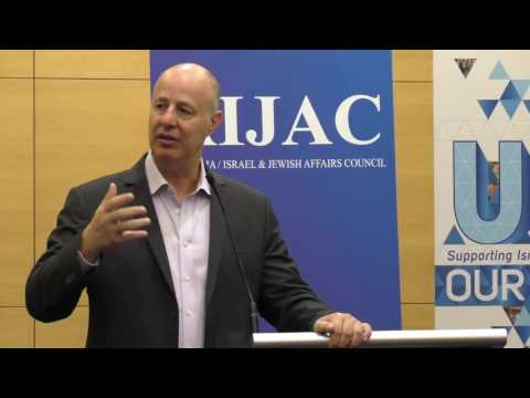 Tzachi Hanegbi MK on Israel's expanding horizons