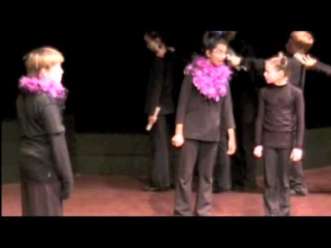 Riki Tiki Tavi--Montessori School of Anderson Upper El Spring Play--Part 1 of 2 - 04/19/2012