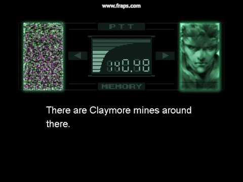 Metal Gear Solid Deepthroat