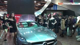 星光閃耀M.Benz 2012台北車展
