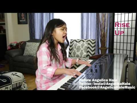 Rise Up (Andra Day) Piano Cover by Angelica Hale
