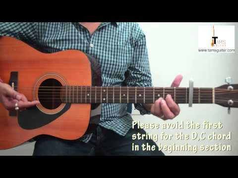 The Little things you do(Anoushka Manchanda,Mikey McCleary)guitar lesson