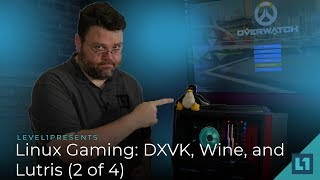 Linux Gaming: DXVK, Wine, and Lutris (Part 2 of 4)