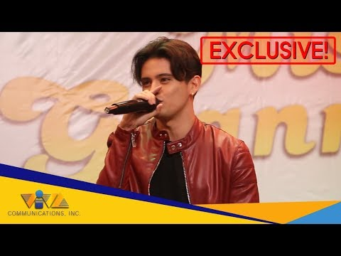 James Reid shows how much he misses Nadine Lustre through singing!
