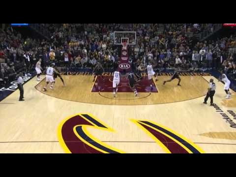 LeBron James last-second game-winner Cleveland Cavaliers vs. Brooklyn Nets