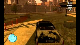 GTA 4 EFLC Maxed out on GTX 690 Multiplayer