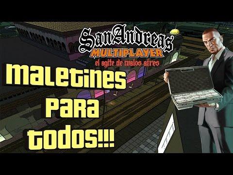 Maletines Para Todos - GTA SA (sa-mp)