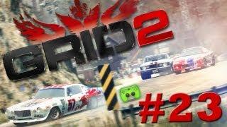 GRID 2 # 23 - Wieder drei «» Let's Play Grid 2 Together | HD
