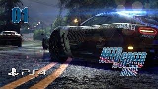 Прохождение игры need for speed rivals 2013
