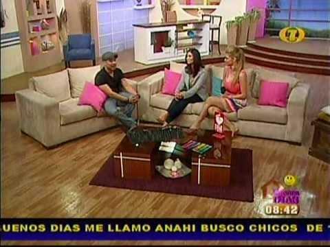 Hamy Tejeda - Buenos Dias Nuestro Mundo.mpg