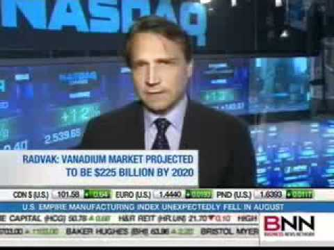 American Vanadium CEO on Nevada Vanadium Resource